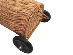 Adult Luggy Basket - Natural