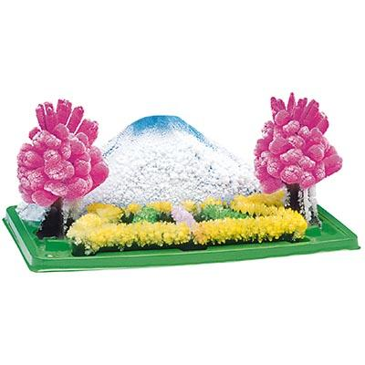IS GIFT Magic Garden - watch the crystal garden grow
