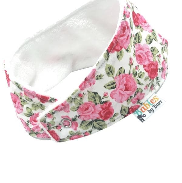 BABIES BY BARR Strawberry Fields Bandana