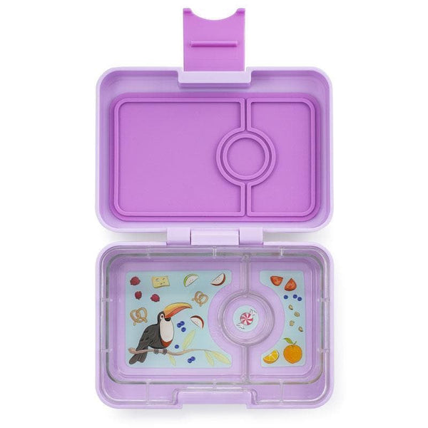 Yumbox Snack Box - LILA PURPLE