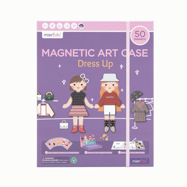 MIEREDU Magnetic Art Case - Dress Up