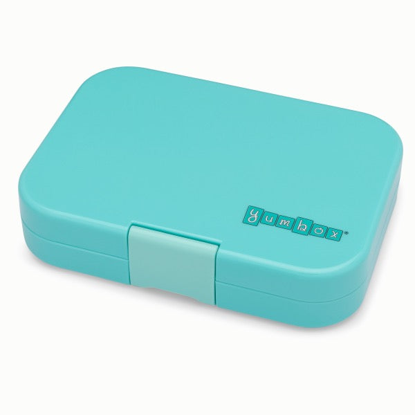 YUMBOX Panino 4 compartment - Misty Aqua