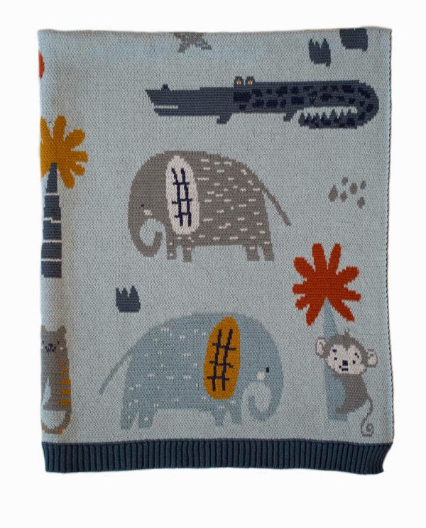 INDUS DESIGN Safari Blanket