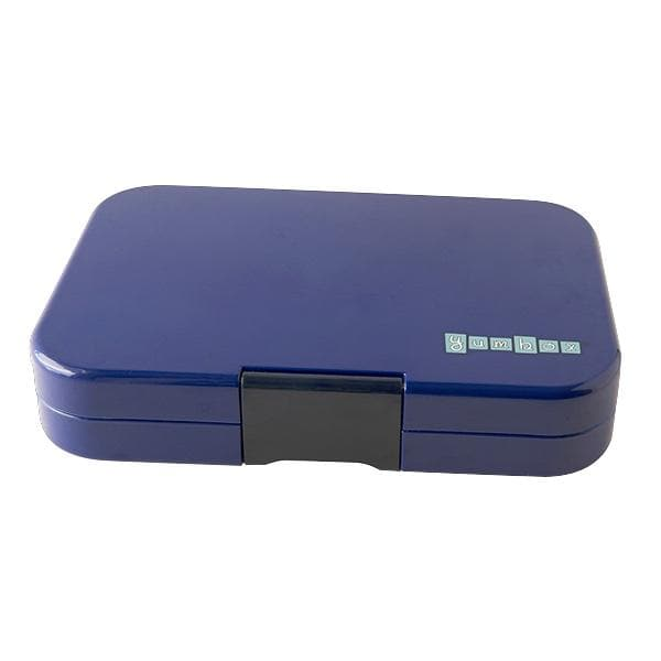 Tapas Yumbox - 5 compartment - PORTOFINO BLUE