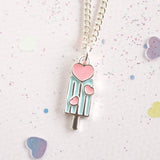 LAUREN HINKLEY Pastel Ice Cream Necklace