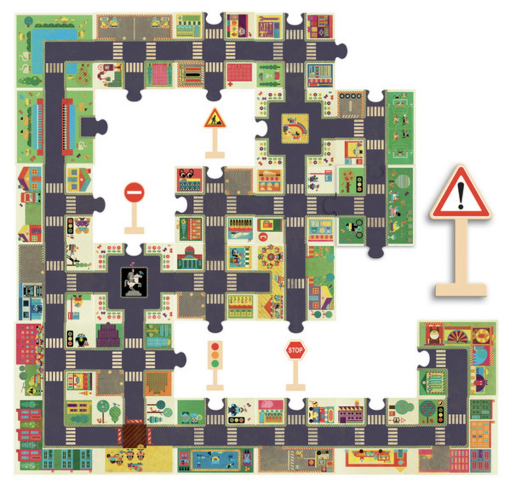 city-road-24pc-giant-puzzle