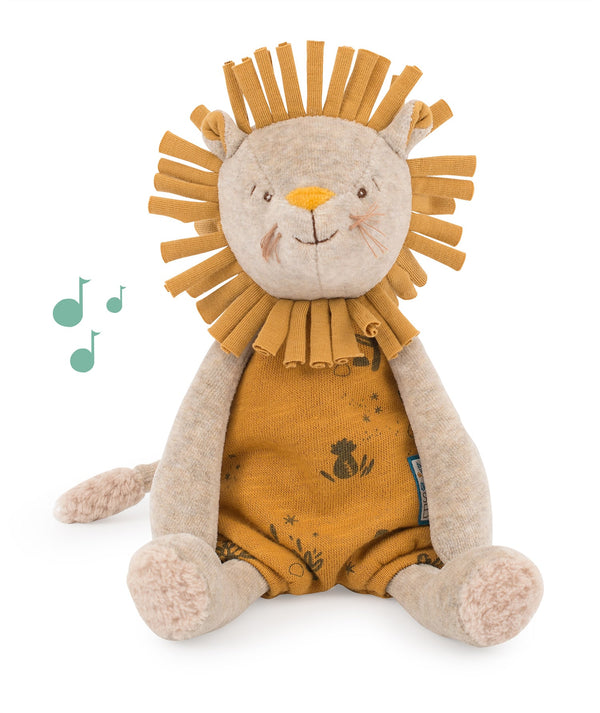 MOULIN ROTY Sous mon Baobab musical lion
