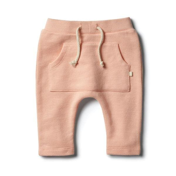 WILSON & FRENCHY | Tropical Peach Speckle Slouch Pant