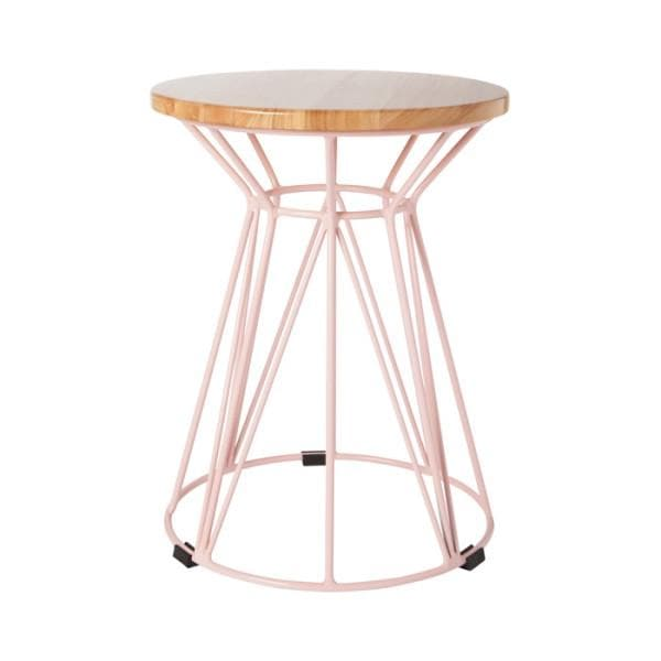 Miann & Co | Wire Side Table