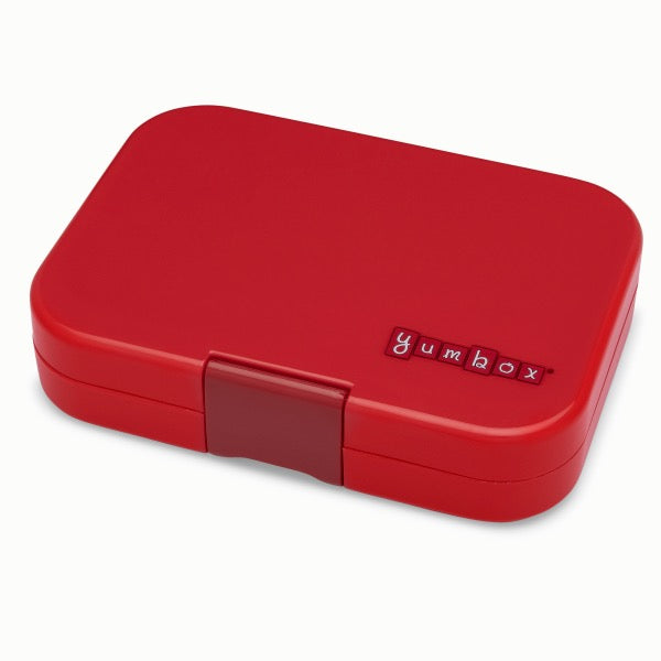 YUMBOX Panino 4 compartment - Wow Red