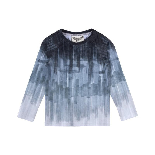 PAPER WINGS SS19 |  Long Sleeve Rashie - Texta Ombre