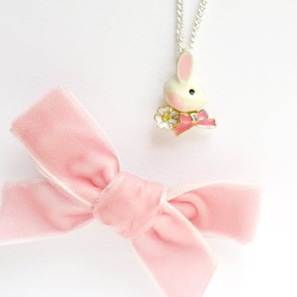 Lauren Hinkley | Easter Bunny Necklace