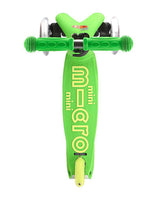 MICRO SCOOTERS Mini Micro Deluxe - Green