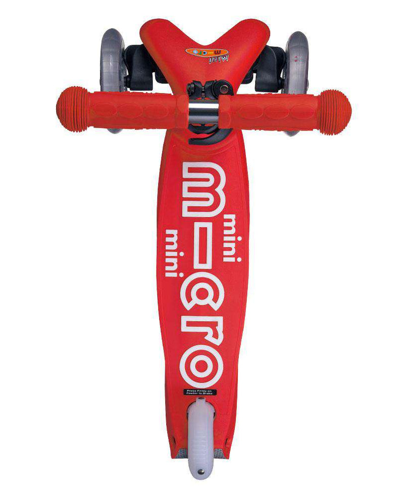 MICRO SCOOTERS Mini Micro Deluxe - Red