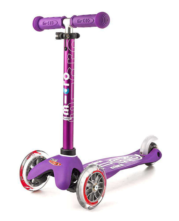 MICRO SCOOTERS Mini Micro Deluxe - Purple