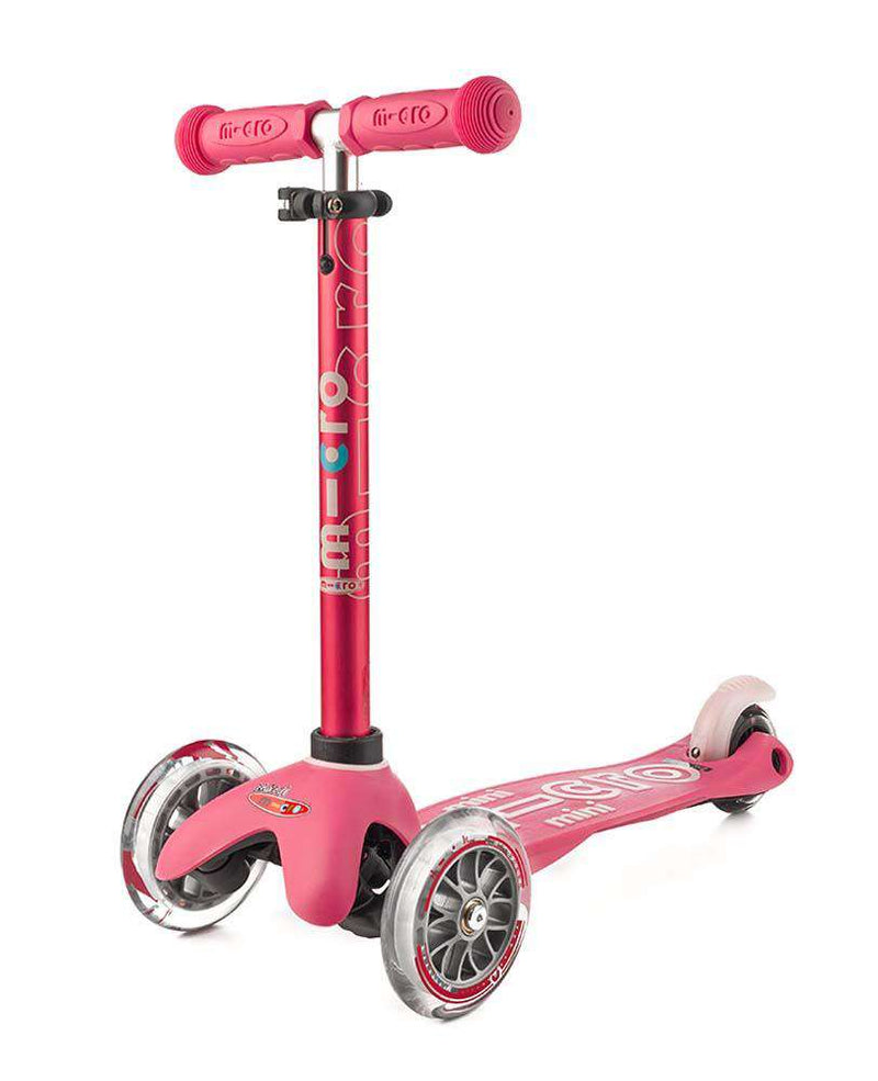 MICRO SCOOTERS Mini Micro Deluxe - Pink