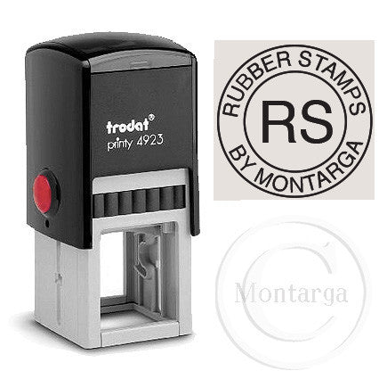 30mm - 4923 Custom Trodat Self Inking Stamp