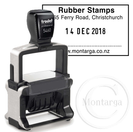 Dater 5460 - Trodat Professional Self Inking Stamp