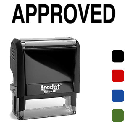 Approved - Trodat 4912