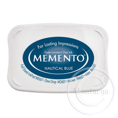 Nautical Blue - Memento Dye Pad