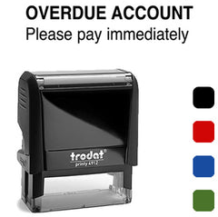 Overdue Account - Trodat 4912