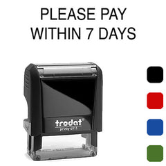 Please Pay - Trodat 4911