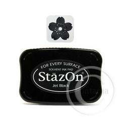 Jet Black StazOn Pad
