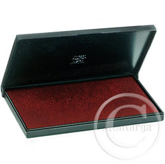Red Trodat Basic Office Ink Pad