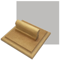 W11 - 80 x 80mm - Wooden Base