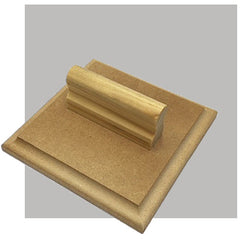 W13 - 120 x 120mm - Wooden Base