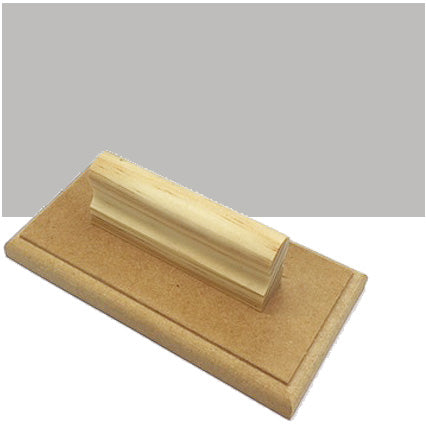 W3 - 60 x 120mm - Wooden Base