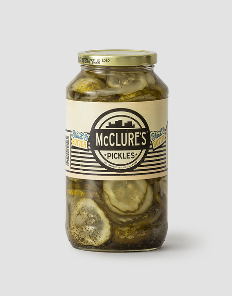 McClures Pickles - Bread + Butter