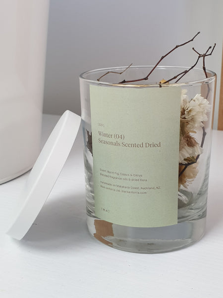 Mark Antonia Ltd - Winter (04) Scented Drieds
