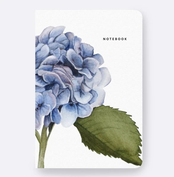 Father Rabbit Stationery | Notebook | Hydrangeas