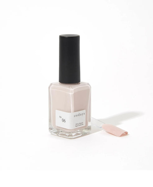 No 6 | Buttery Nude - Sundays Nail Polish