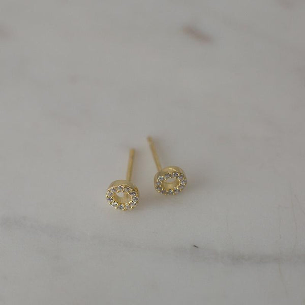 Sparkle OH Studs - SOPHIE STORE