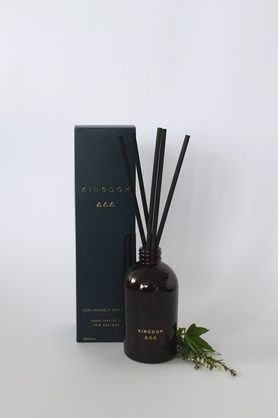 Kingdom Diffuser - Vetiver + Ivy