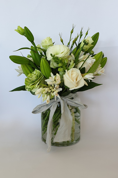 Beautiful Posy - Fresh White