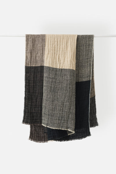 Morandi  Hand Woven Linen Throw