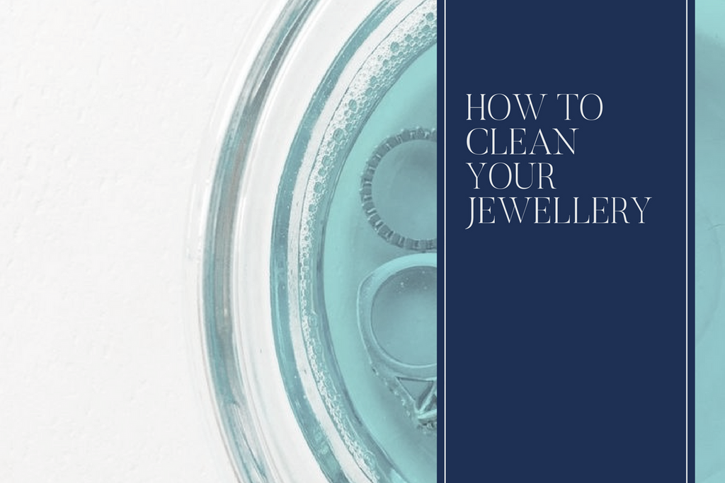 VOA FINE JEWELLERY CLEANING TIPS