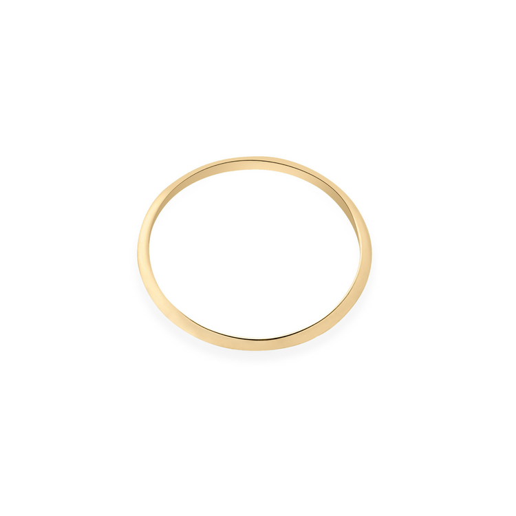 Gold Thin Stack Ring