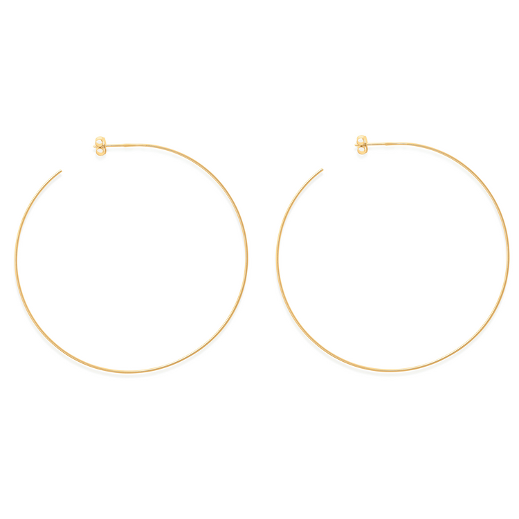 XL Alexandra Hoops