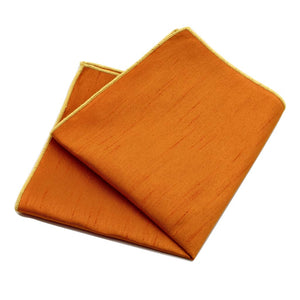 MrShorTie-orange-yellow-silk-selvedge-edge-rolled-edge-pocket-square-Sippin-On-Sunshine