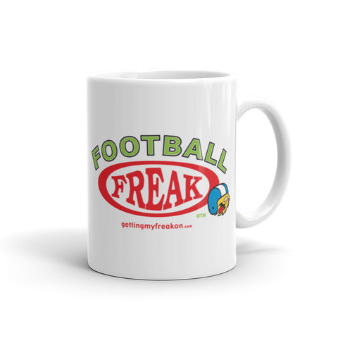 Football Freak - Mug