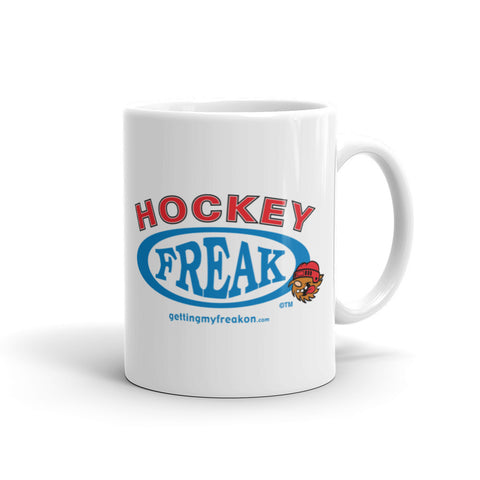 Hockey Freak - Mug
