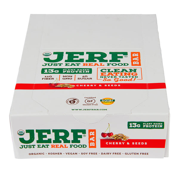 Cherry & Seeds JERF Bars