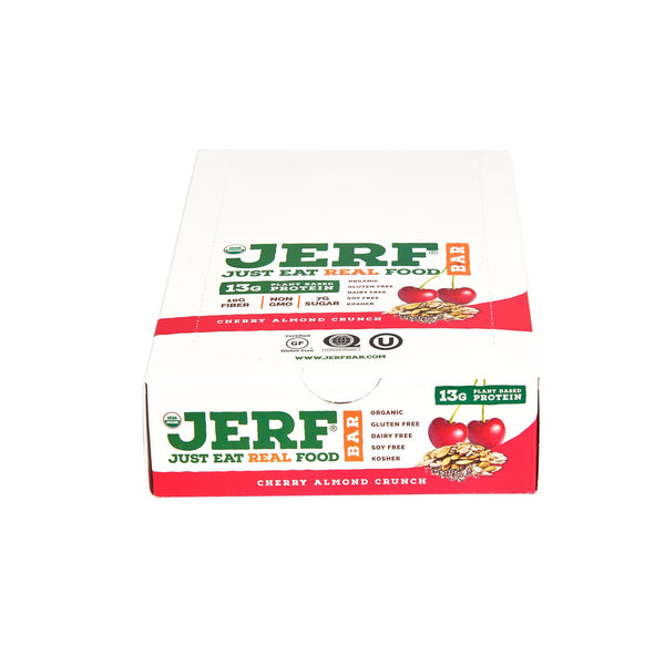Cherry Almond Crunch JERF Bars