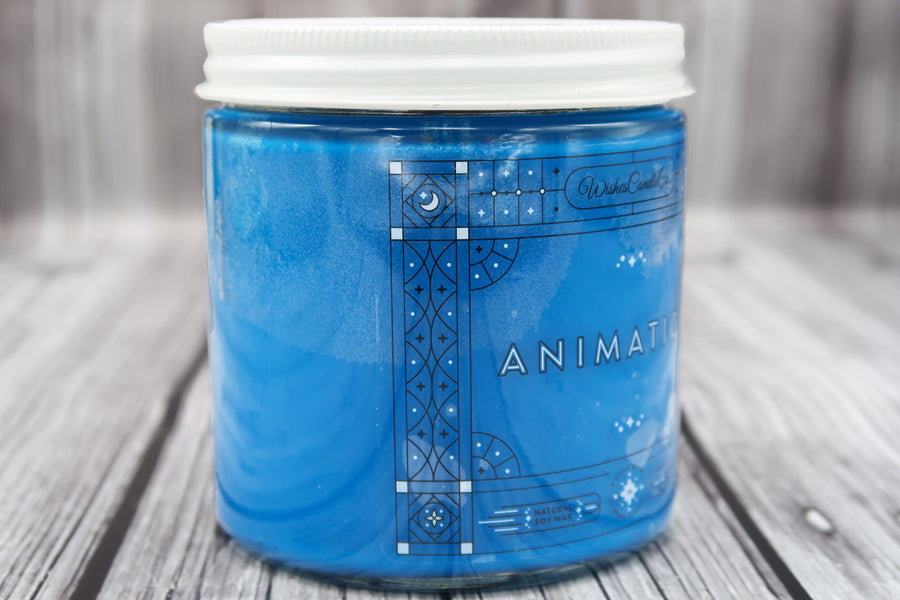 Animation 16oz Candle