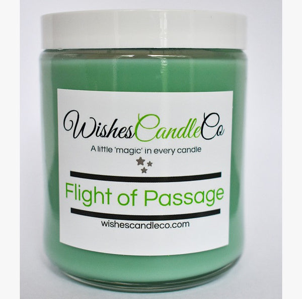 Flight of Passage™ Candle With Free Pin Inside