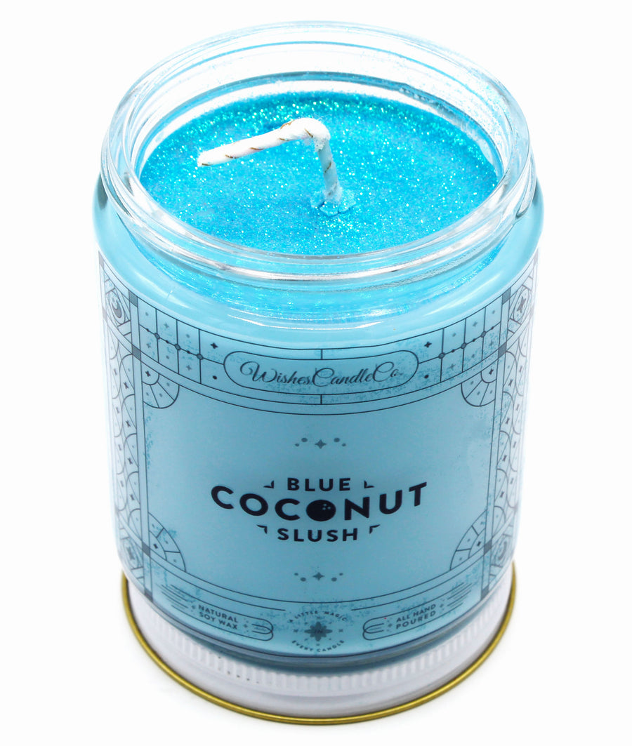 Blue Coconut Slush
